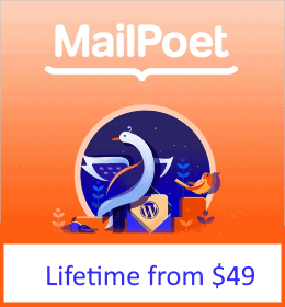 MailPoet LIfetime Deal